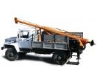 Услуги ямобура на базе ГАЗ-66 вездеход (глубина до 2,8 метров, диаметры 200, 350, 400, 500, 600 мм)