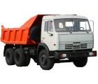 Самосвалы КамАЗ-55111 г/п 13т, объем кузова 7 куб.м, кол. формула 6х4